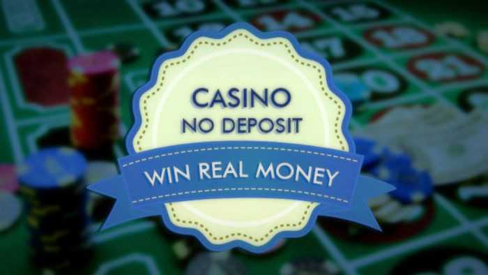 Win Real Money No Deposit Casino